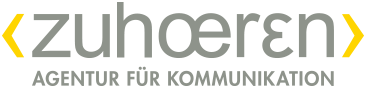 zuhoeren - agentur für kommunikation