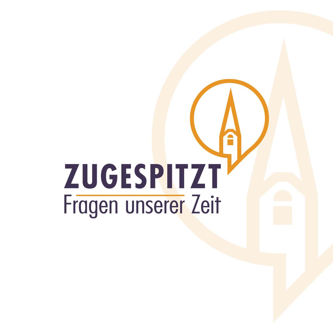 Zugespitzt – eine Logoentwicklung