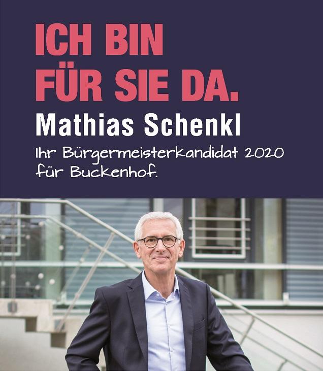 Wahlkampagne Mathias Schenkl